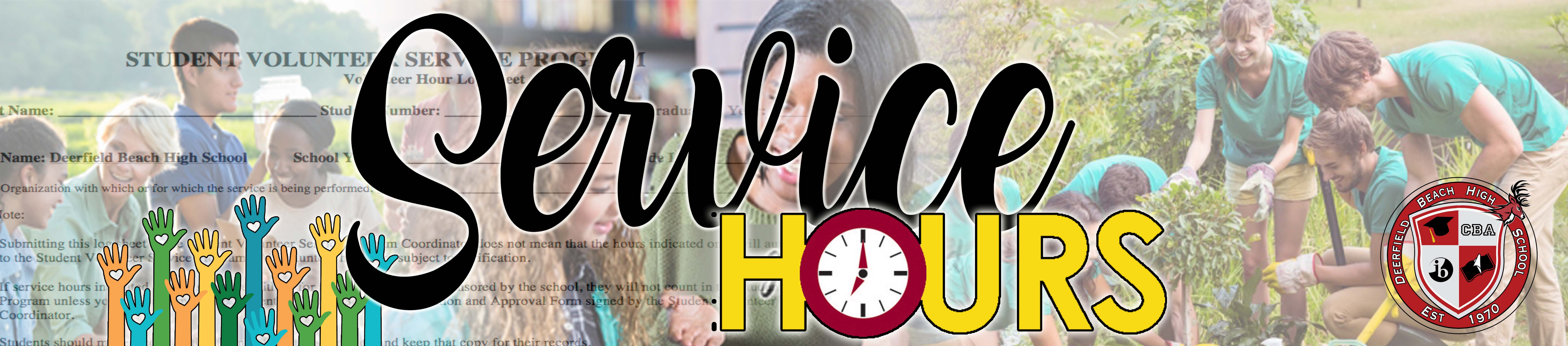 Service Hours | Deerfield Beach High School